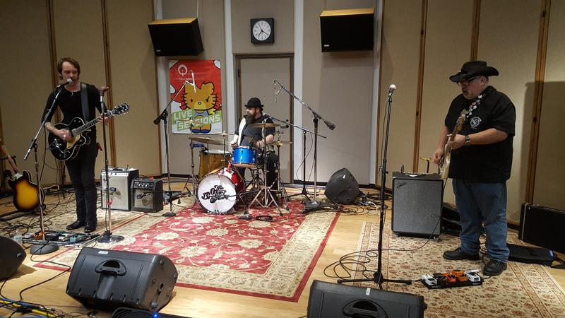 The Other Brothers perform live in IPR's Cedar Falls studios.