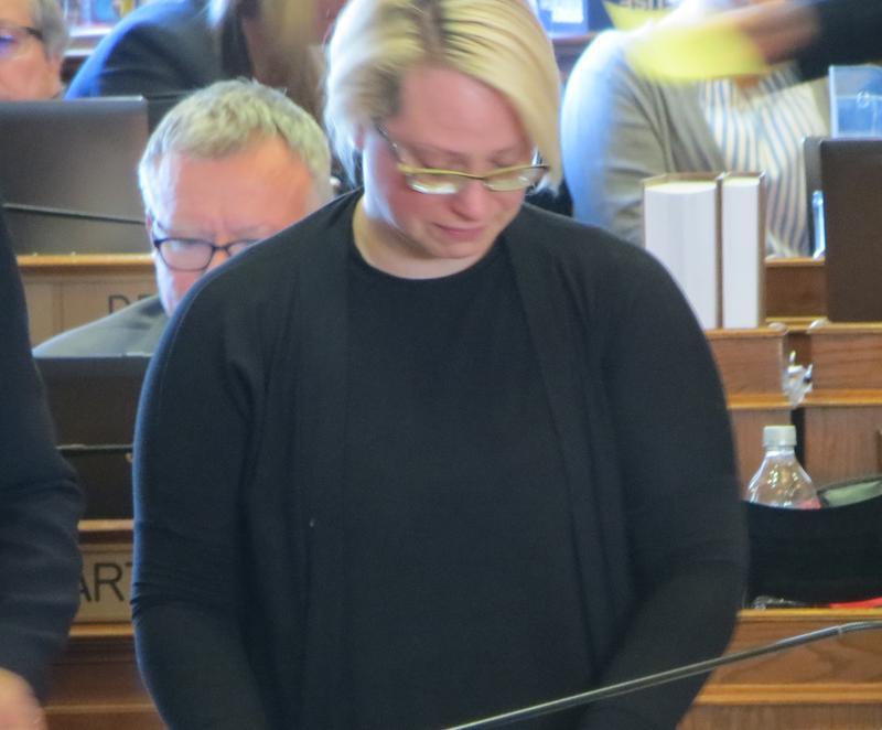 Rep. Liz Bennett (D-Cedar Rapids)