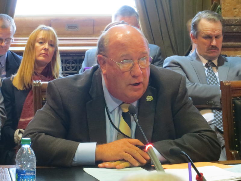 Rep. Gary Worthan (R-Storm Lake), Chair, Justice System Appropriations Budget Subcommittee