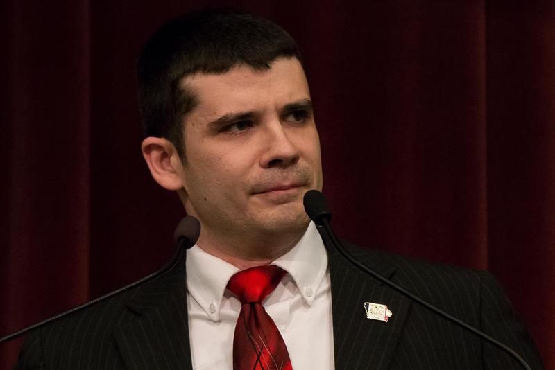 Libertarian Jake Porter