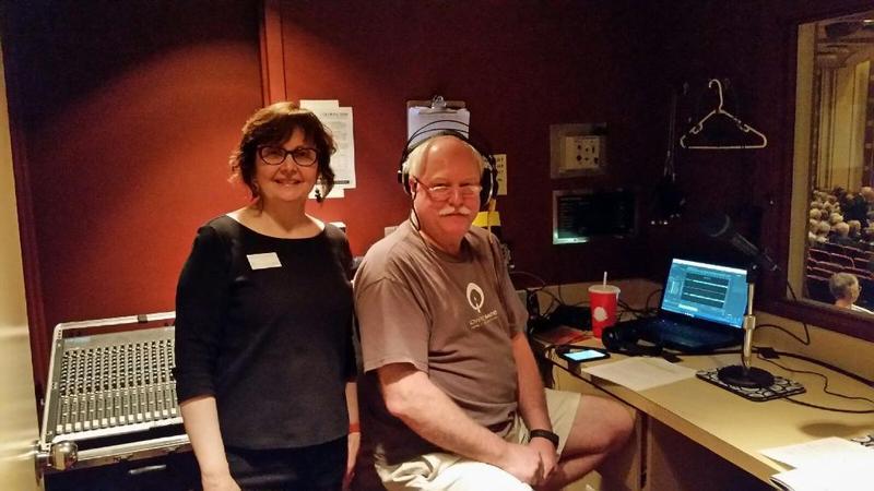Jacqueline Halbloom and Jim Davies
