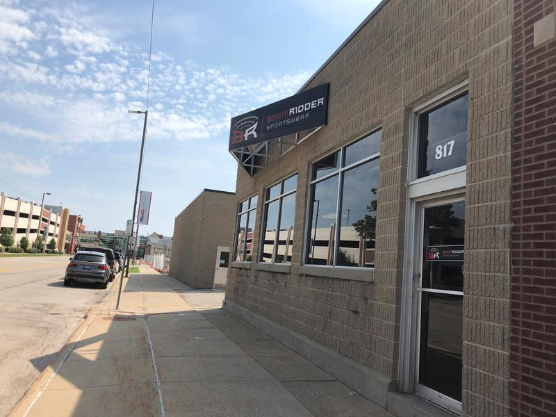 Bimm Ridder Sportswear is now located on 2nd Avenue SE in Cedar Rapids.