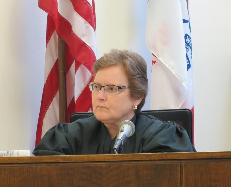 Polk County Dist. Judge Karen Romano