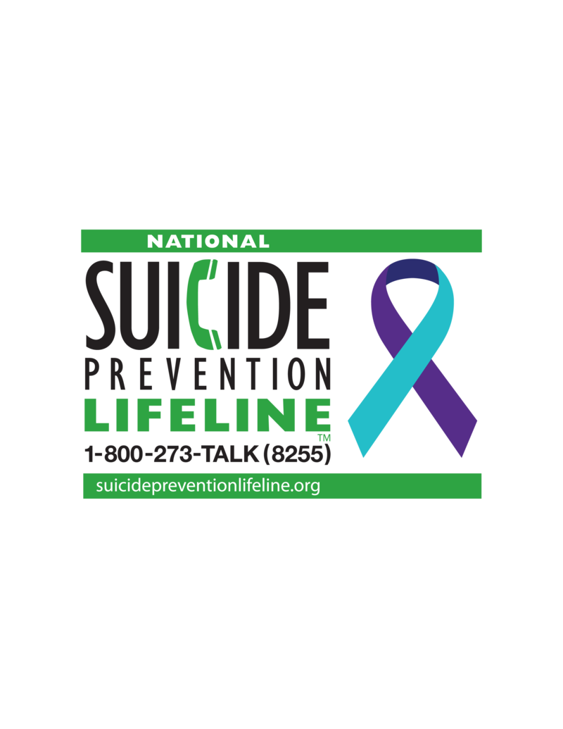 Contact the National Suicide Prevention Lifeline at 1-800-273-8255