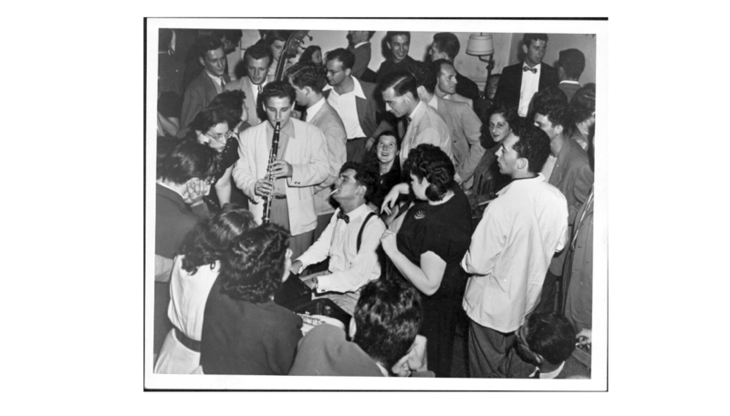 Bernstein at Tanglewood, 1948
