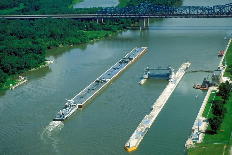 The Army Corps of Engineers says it needs dedicated federal funding to replace an aging system of locks and dams on the Mississippi River, a key shipping network and regional economic driver.