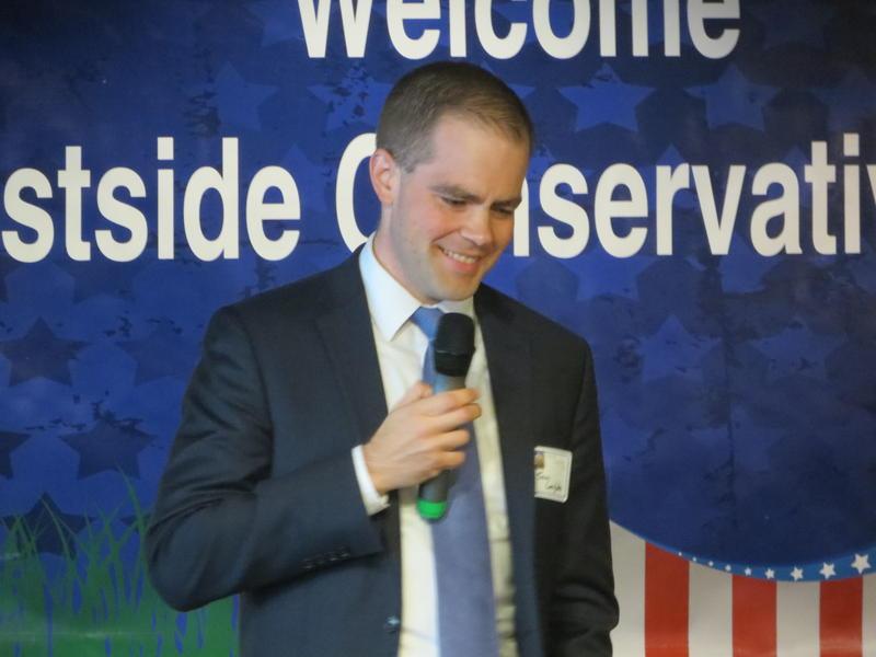 Sam Langholz, Senior Legal Counsel and special advisor to Gov. Kim Reynolds