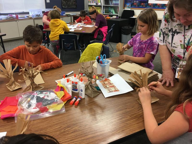 Students in the home school assistance program at Mid-Prairie school district can take art, science and other classes at school