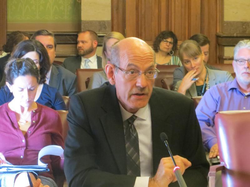 Iowa Insurance Commissioner Doug Ommen