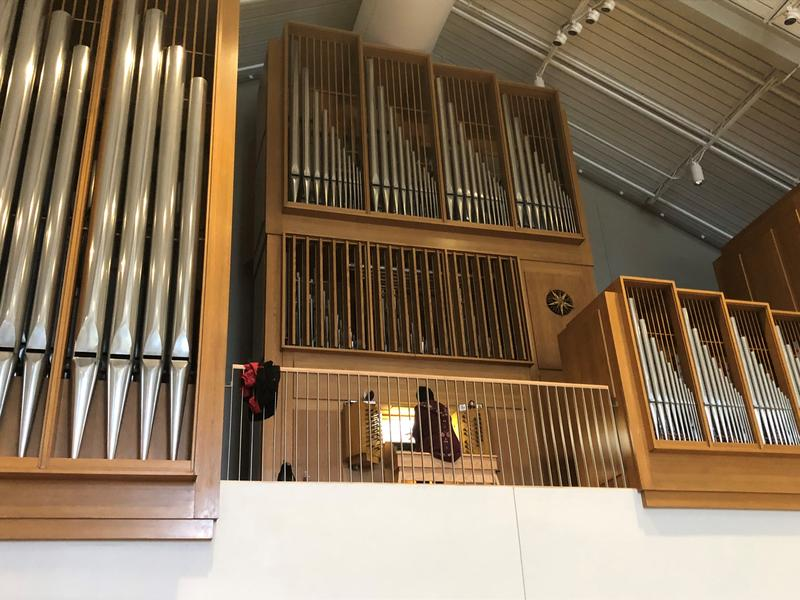 After a decade-long restoration and reconstruction process, the organ is expected to last another 100 years.
