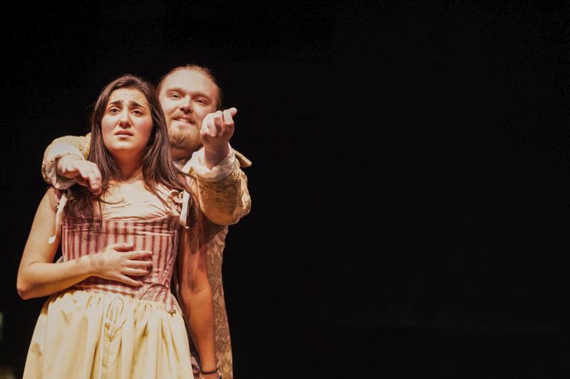 Rayna Morano and Ian Butler
