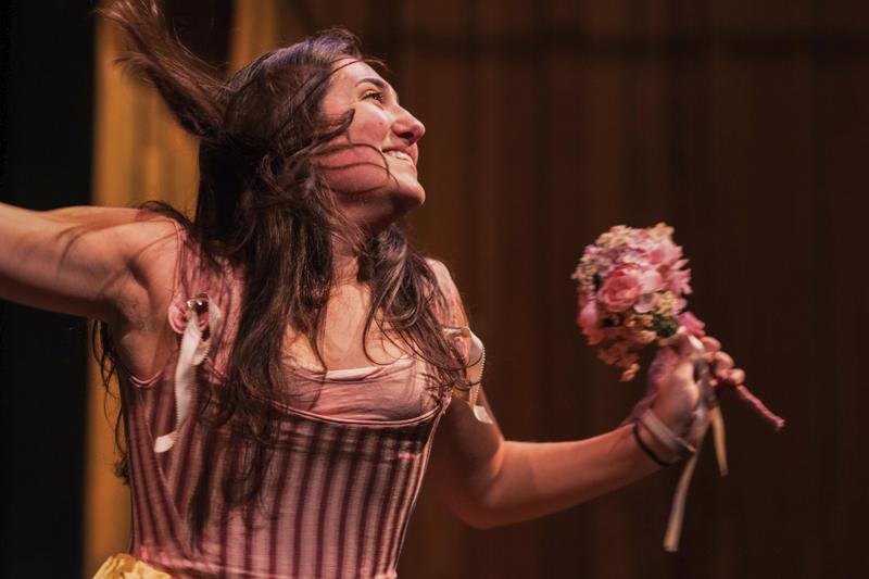 Rayna Morano as Eurydice