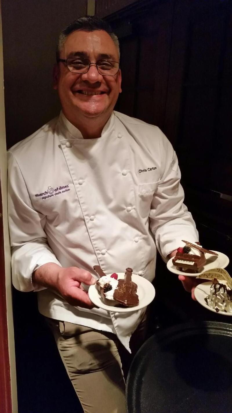 Chris Carton, River Center/Adler Chef