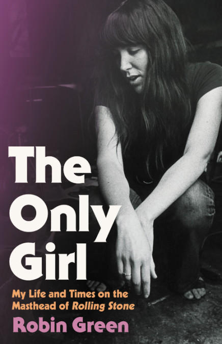 Book jacket for The Only Girl