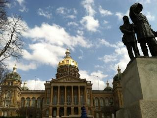 A sunny day at the Statehouse
