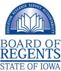 The Board of Regents Governs Iowa's State Universities.
