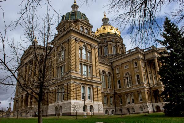 Iowa Statehouse