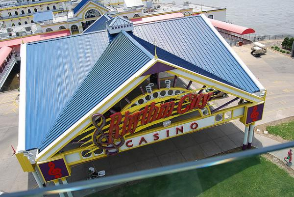 Davenport is already home to the Rhythm City casino.