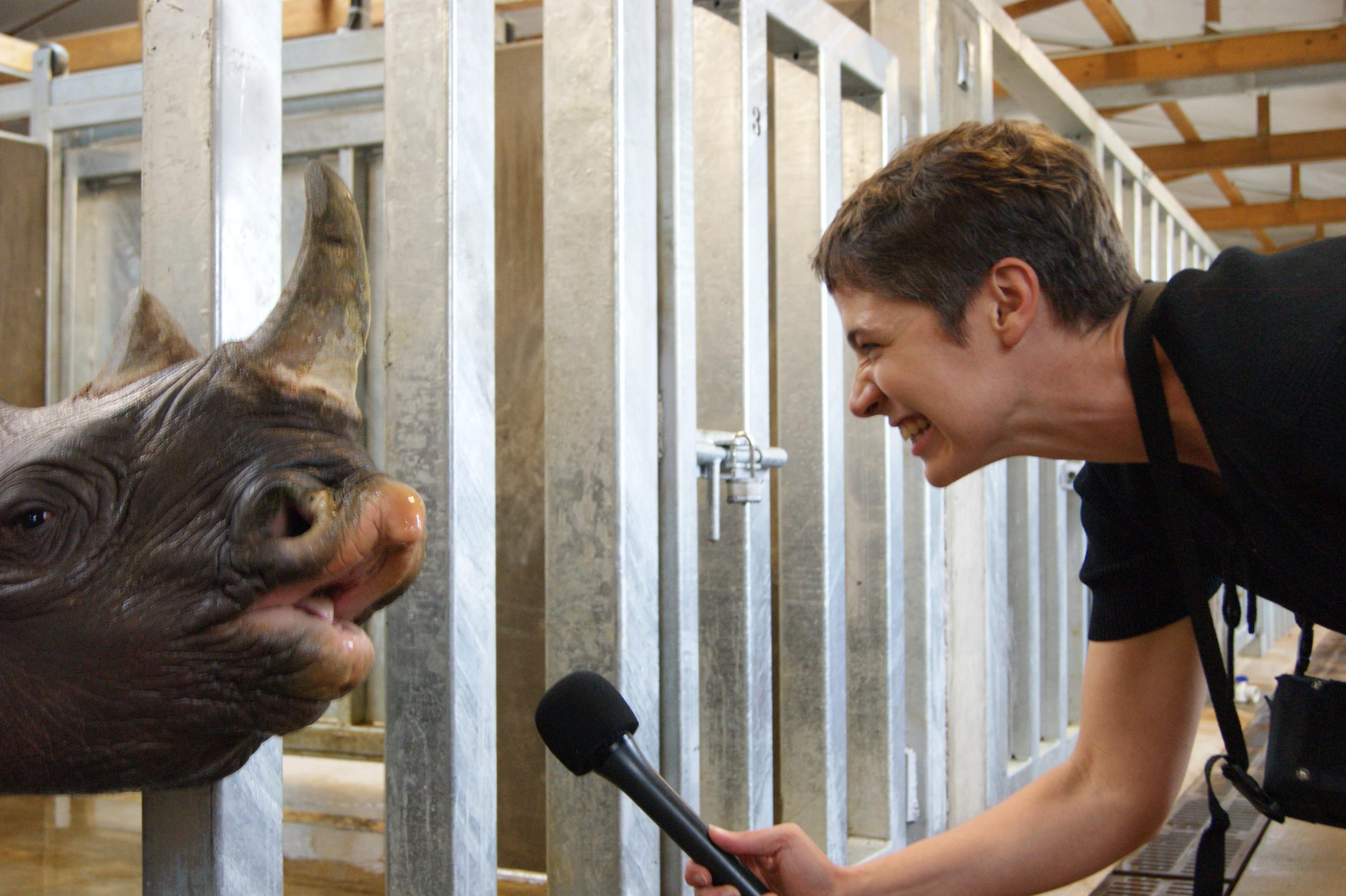 Blank Park Zoo Calendar : Conservation at the blank park zoo iowa public radio
