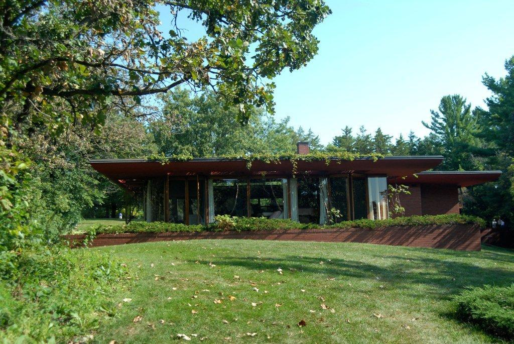 One Of Frank Lloyd Wright S And Iowa Best Kept Secrets