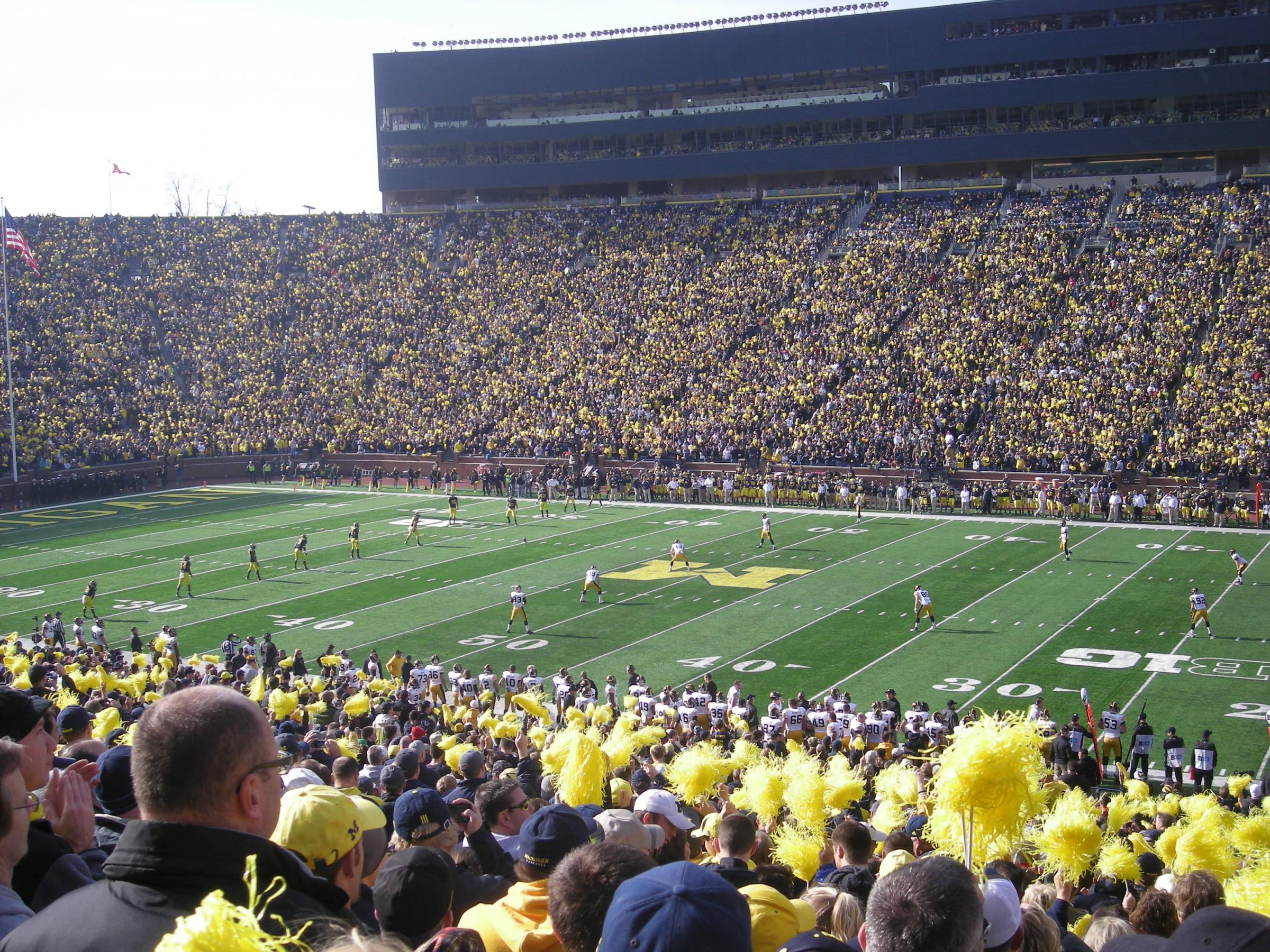 When Should College Athletes Be Paid Iowa Public Radio