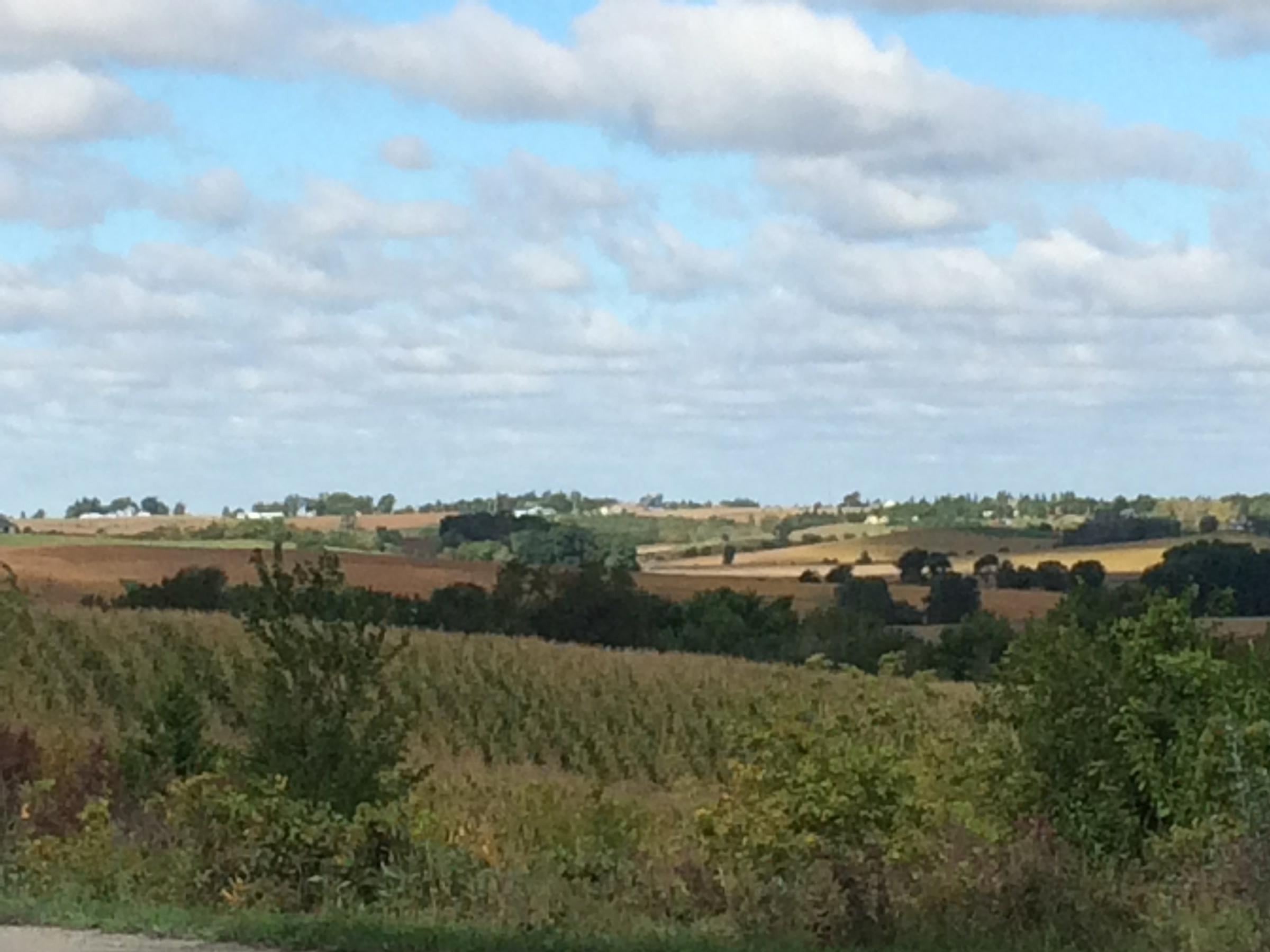 Iowa S Landscape Not So Flat After All Iowa Public Radio