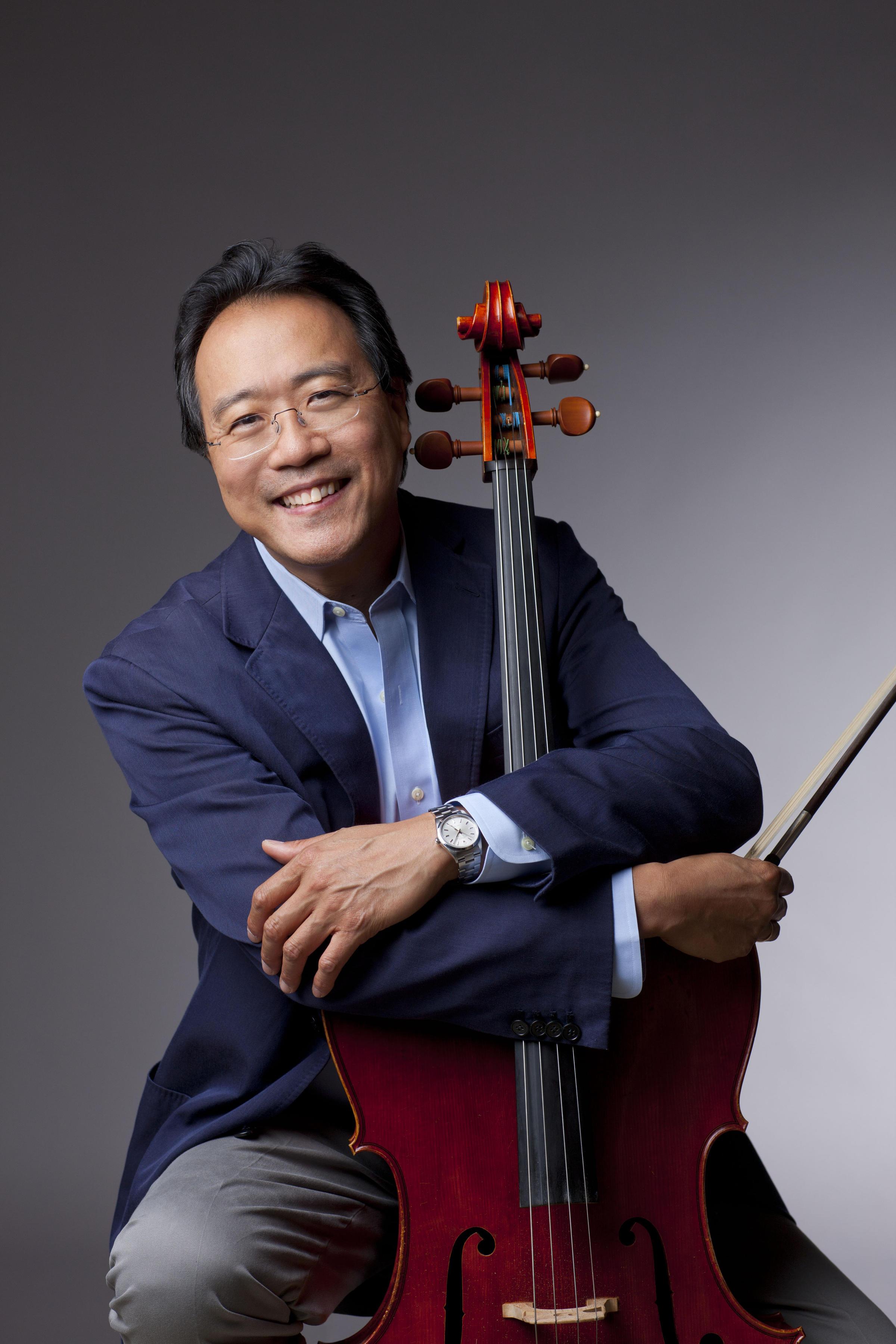 Citaten Yo Yo Ma : Cellist yo ma live with quad city symphony iowa