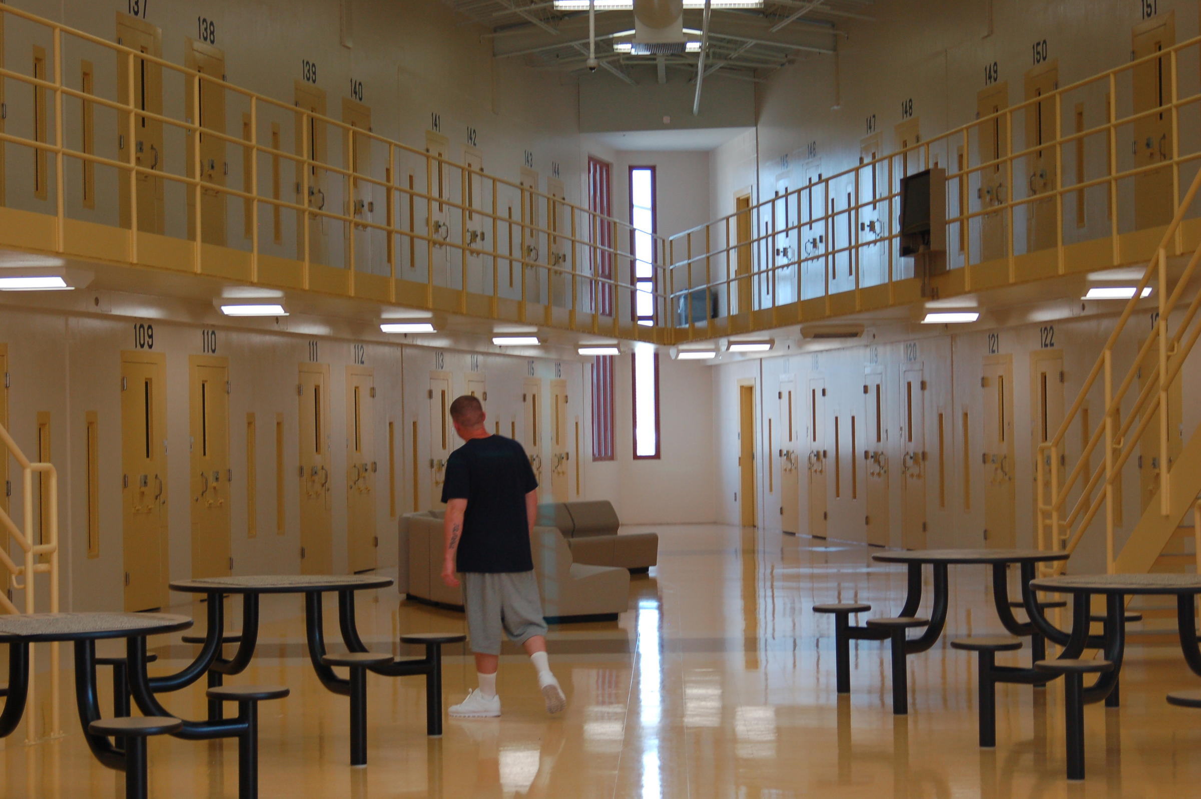 Inside Iowa S New Maximum Security Prison Iowa Public Radio