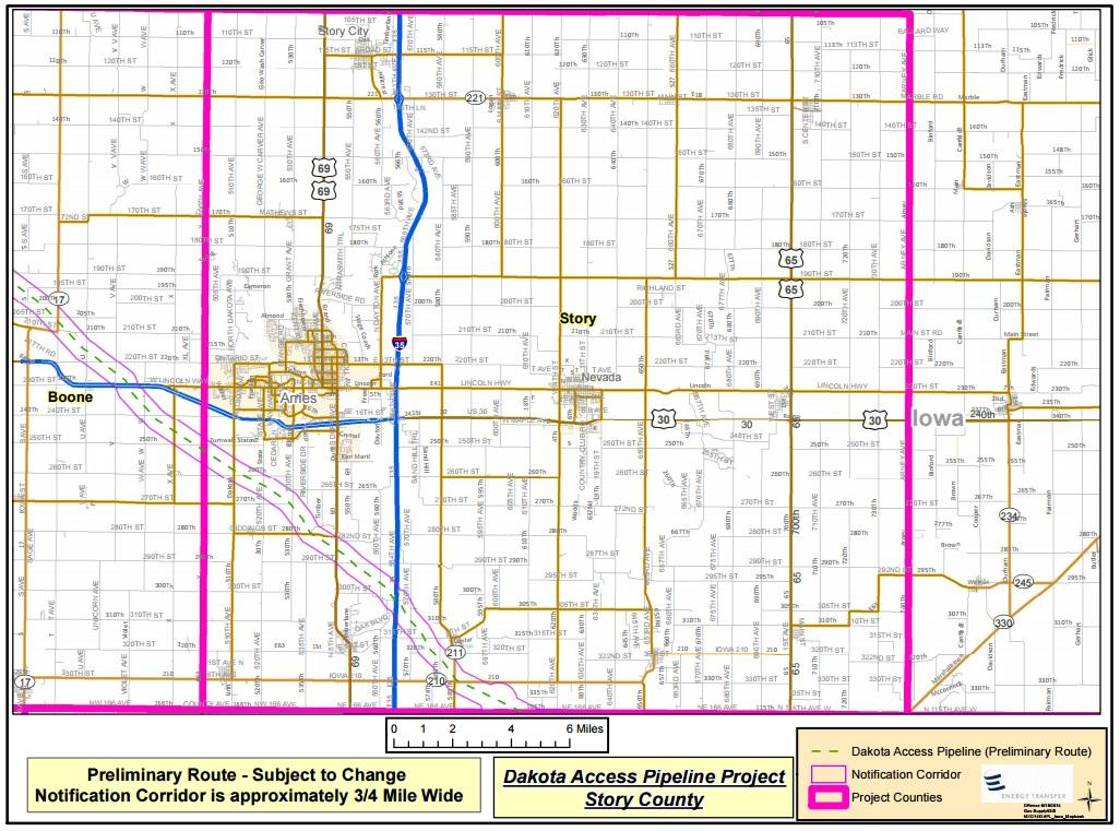 Utilities Board Needs More Time To Discuss Pipeline Permit | Iowa