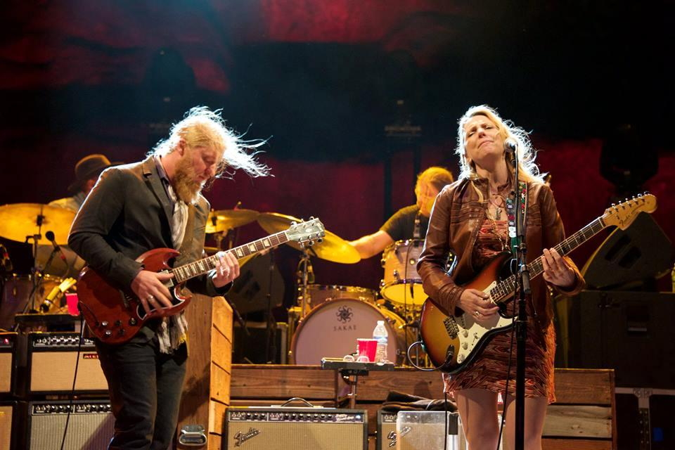 featured release this week from tedeschi trucks band