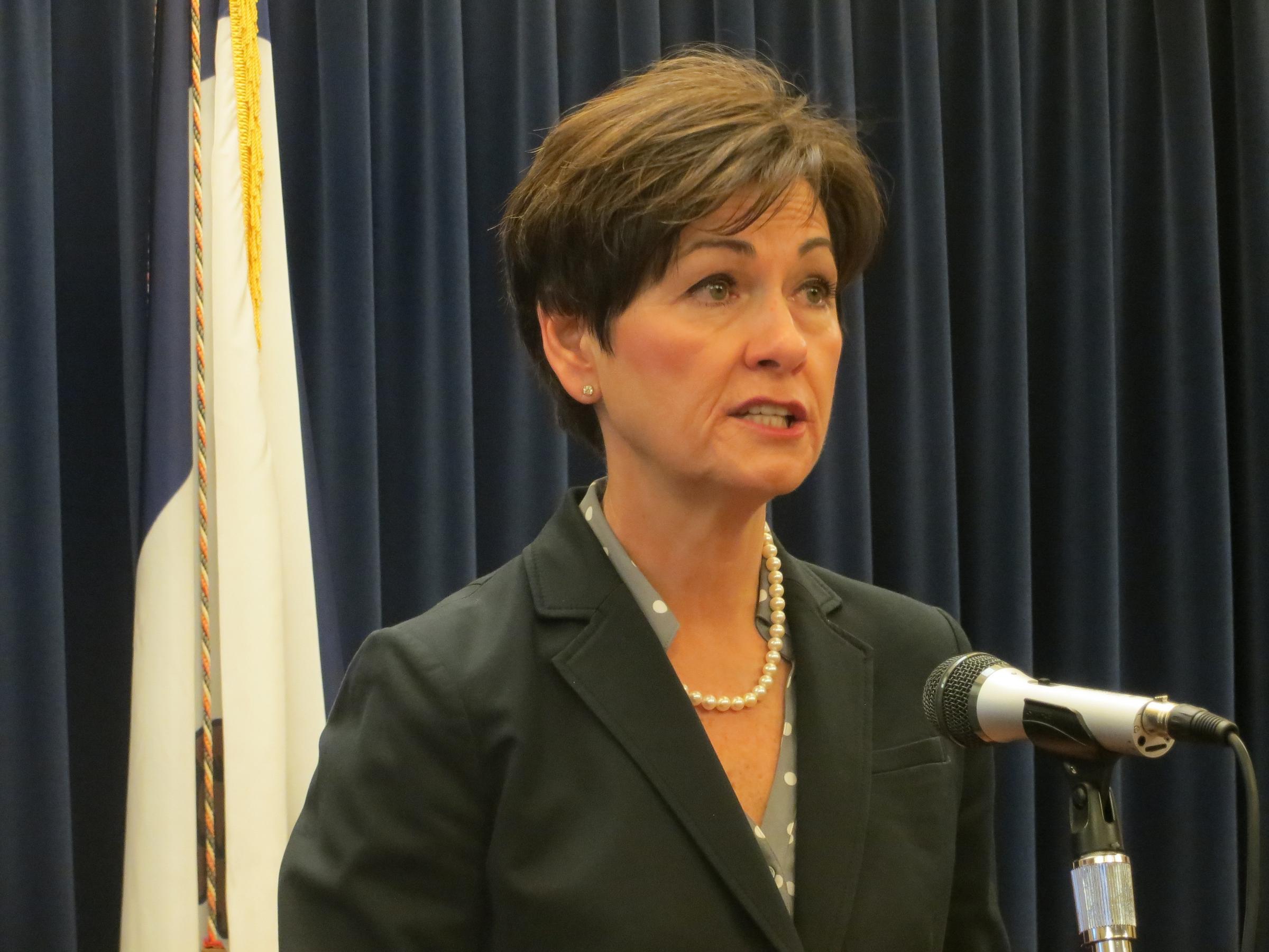 Senate Committee Sets Hearing For Branstad's Ambassador Post