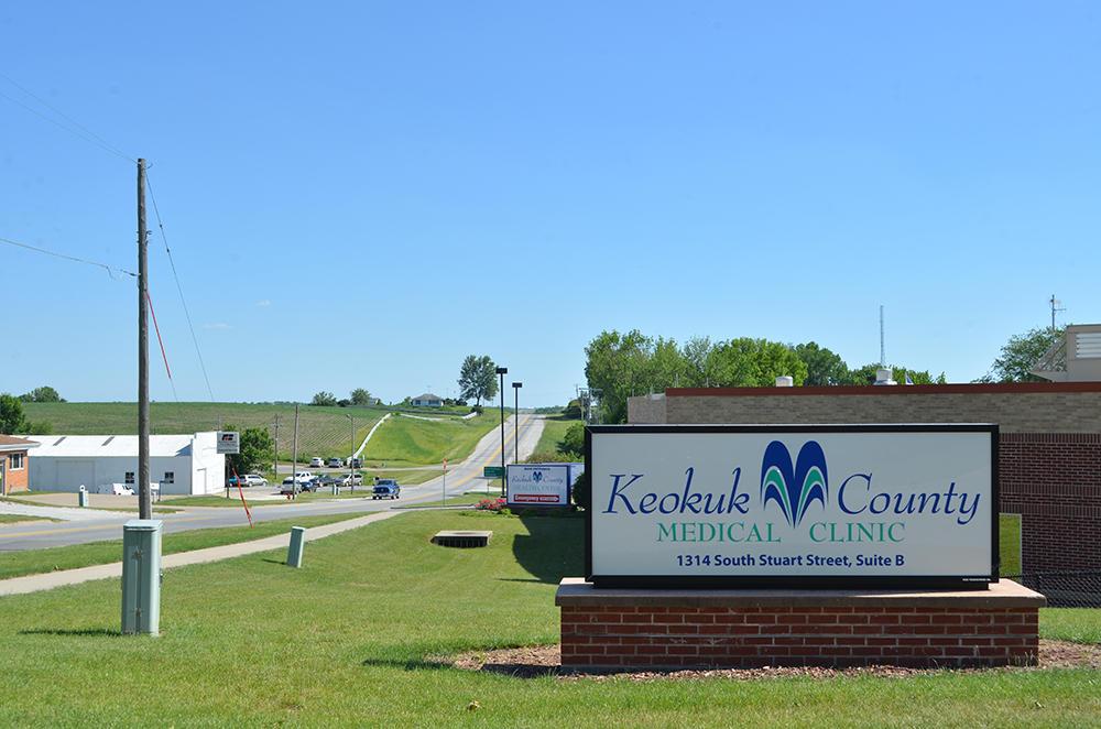 Keokuk County Iowa Rural Health Study: self-reported use ...