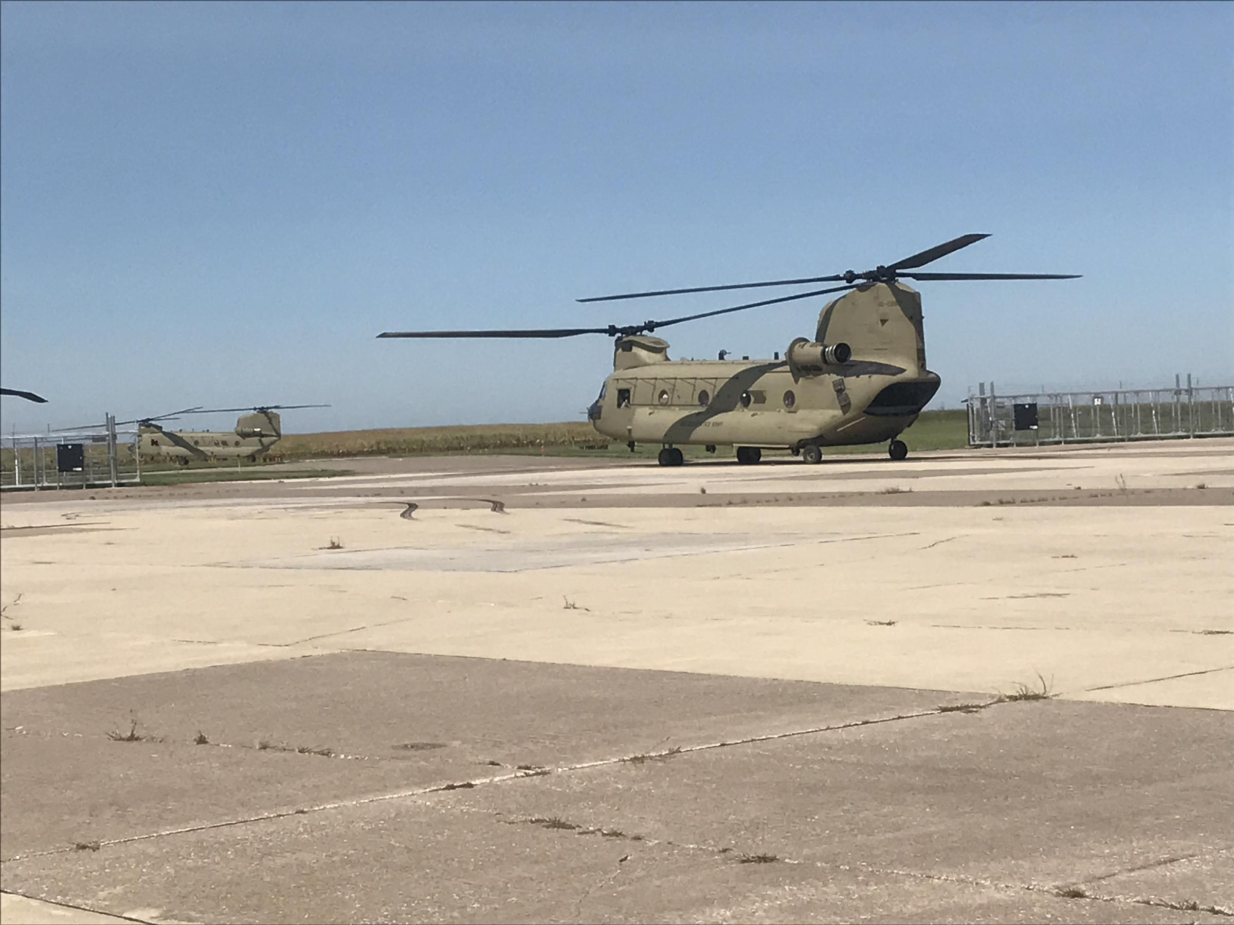 Oklahoma National Guard sending more support to Texas