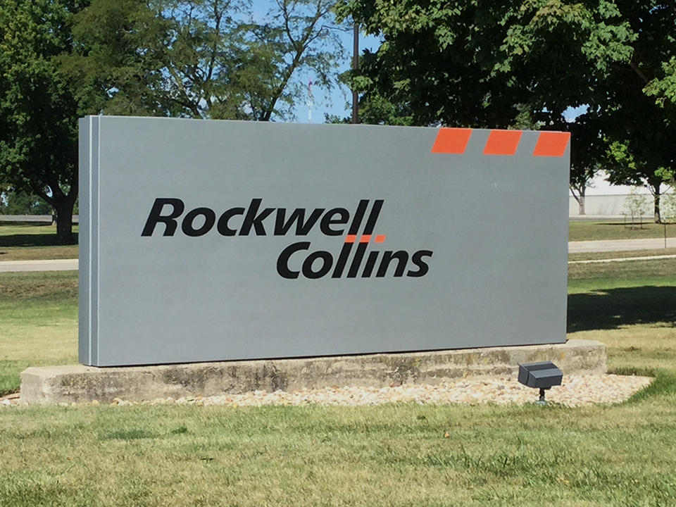 UTC moves to acquire Rockwell Collins