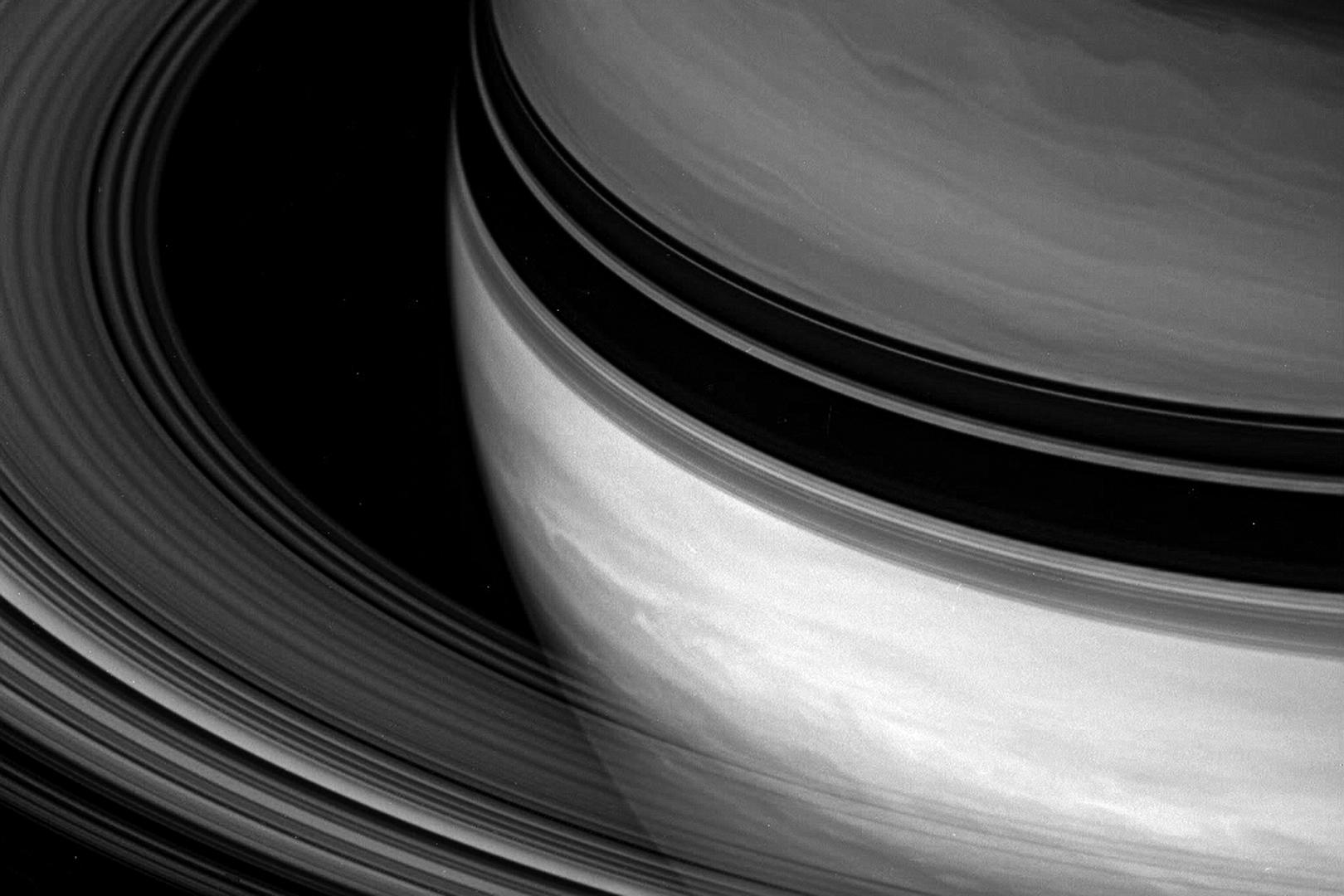 University of Iowa's Latest Discoveries about Saturn ...