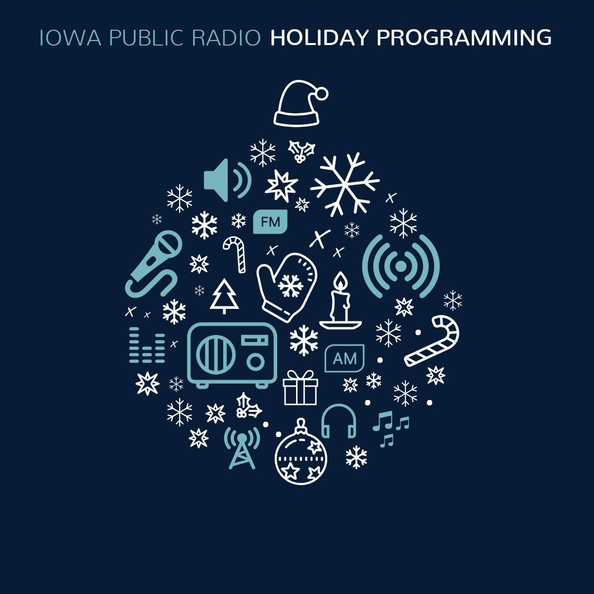ipr holiday schedule 2018 iowa public radio