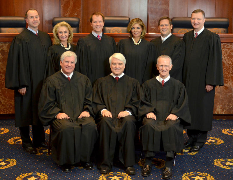 (Photo courtesy of Texas Supreme Court)