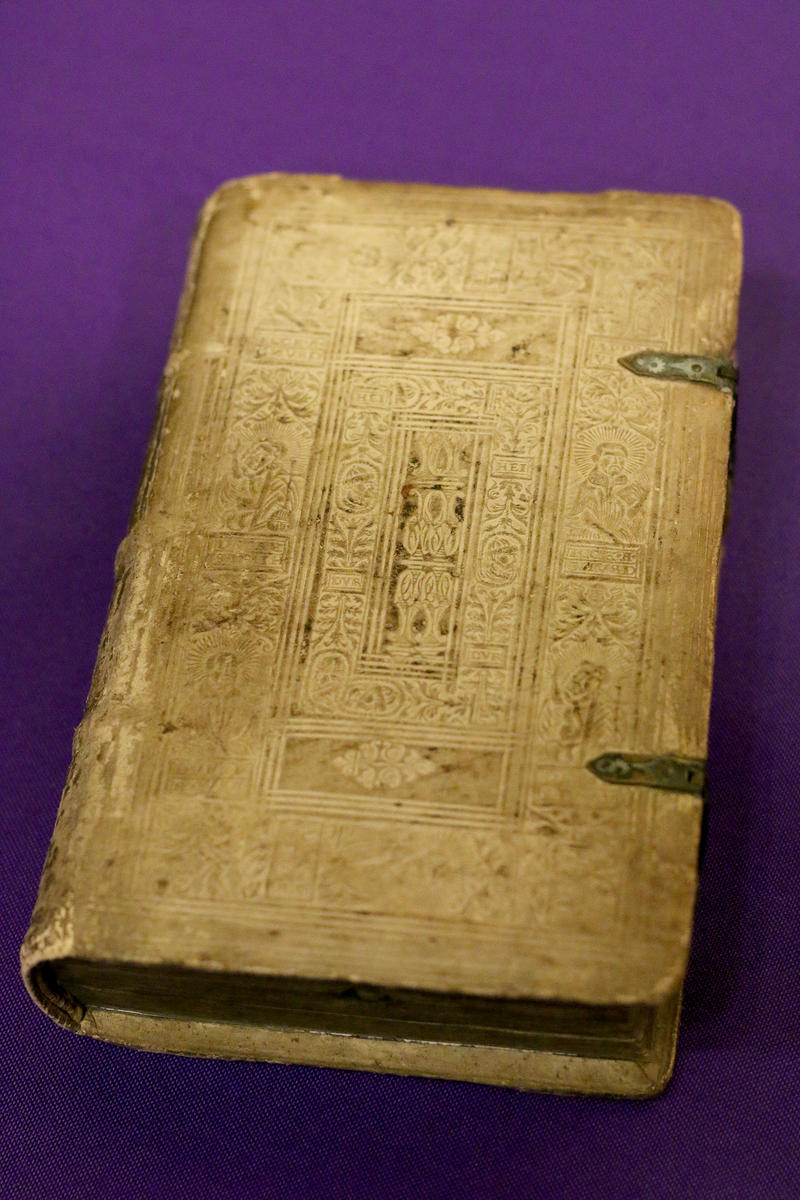 A Greek New Testament from 1524.