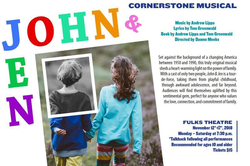 John & Jen at Abilene Christian University