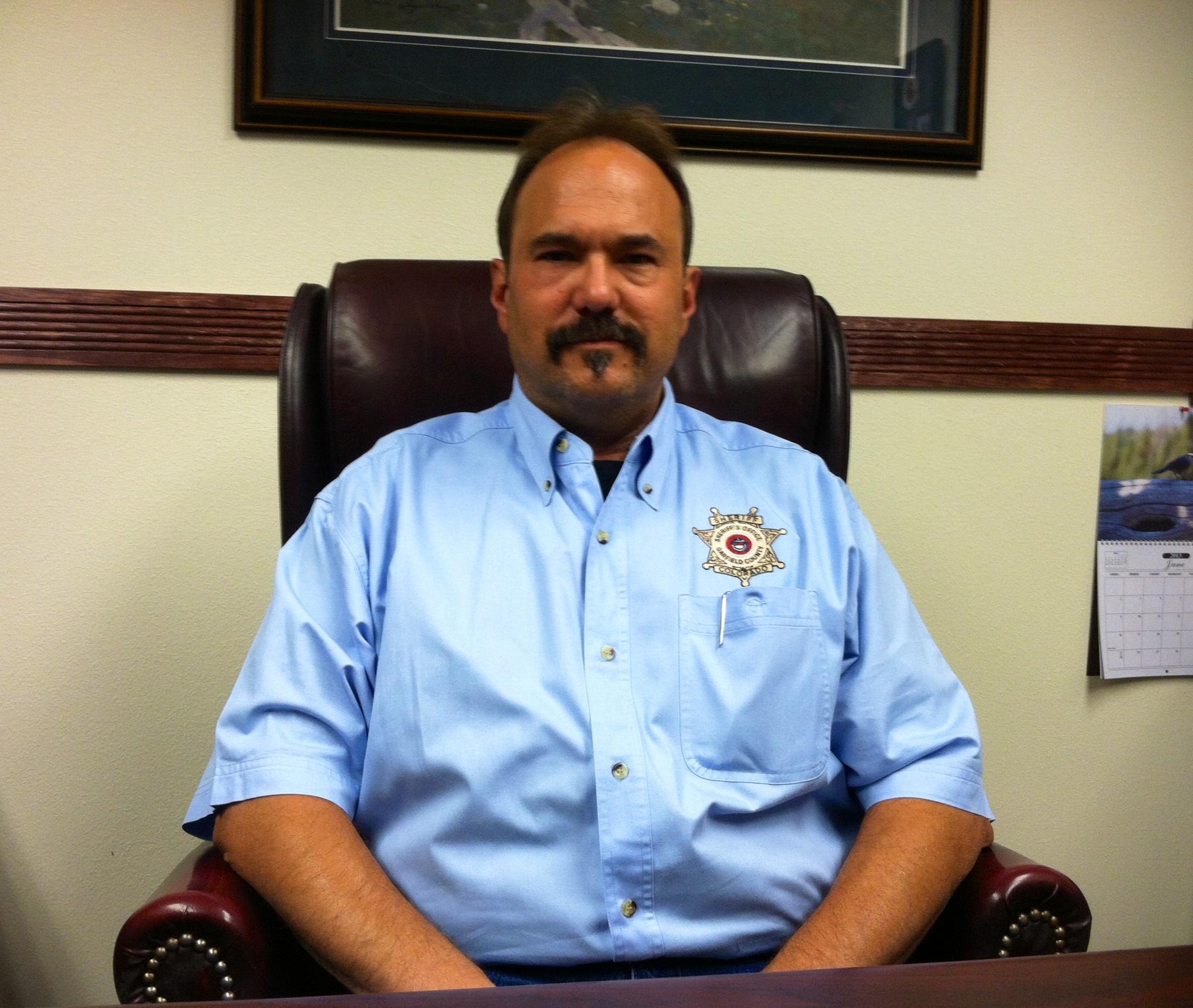 Garfield County Sheriff: Colorado Gun-Control Laws Too