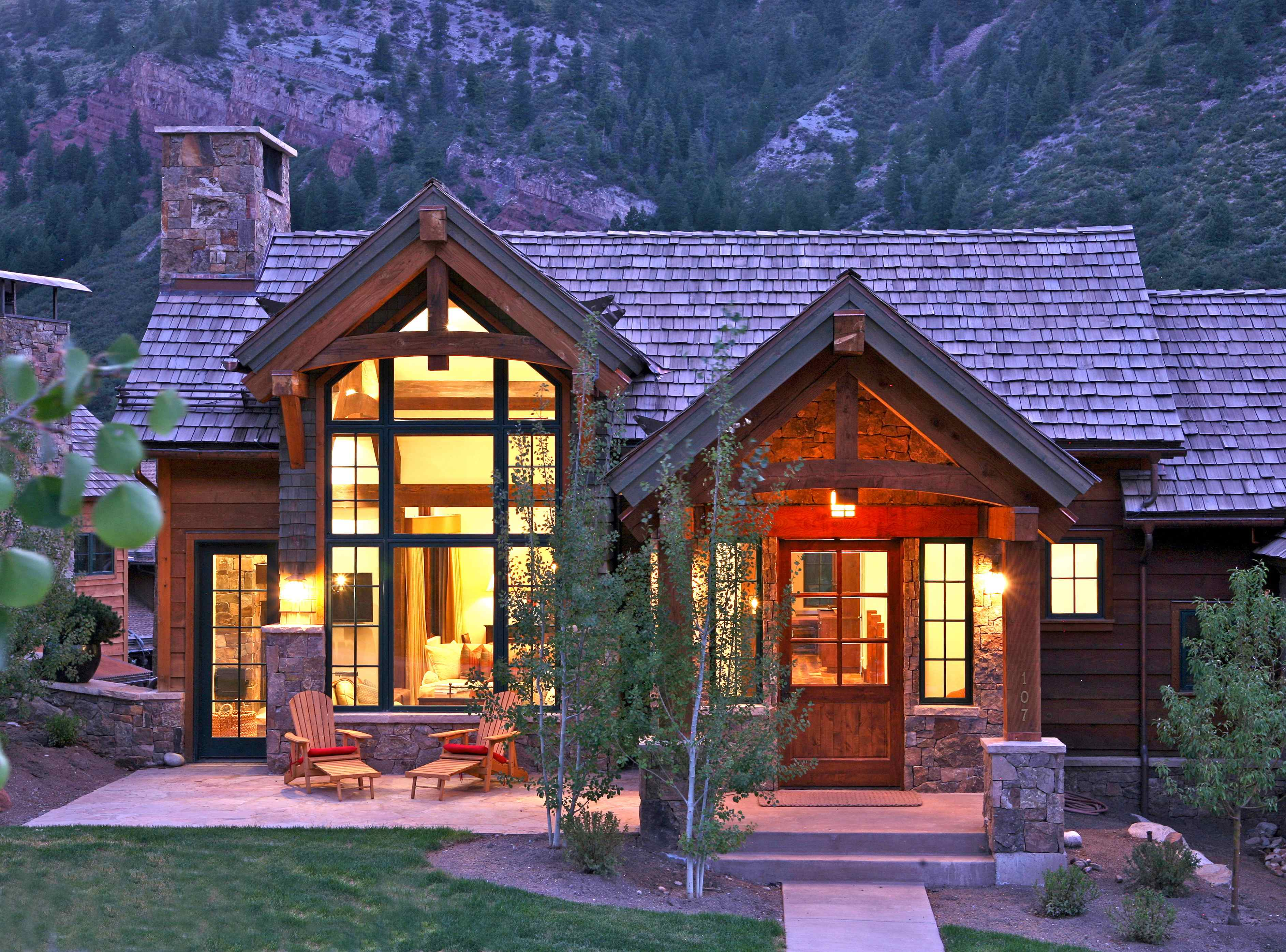 Aspen 39 s real estate economy aspen public radio for Mountain home builders colorado