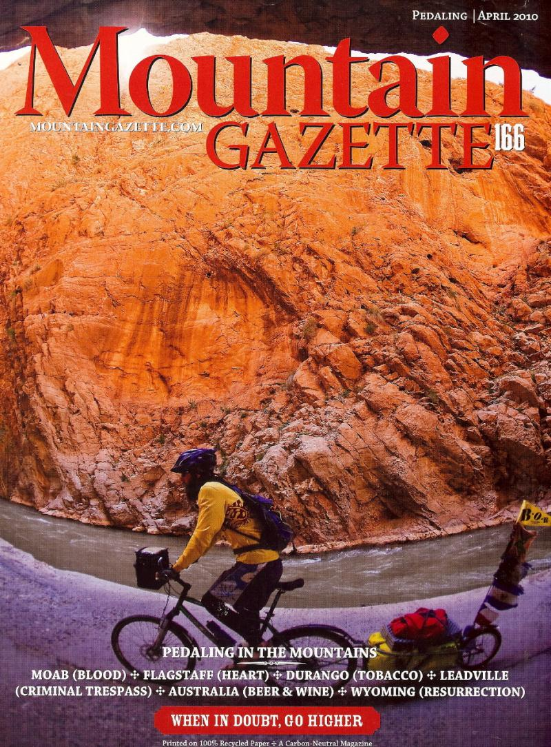 Mountain Gazette