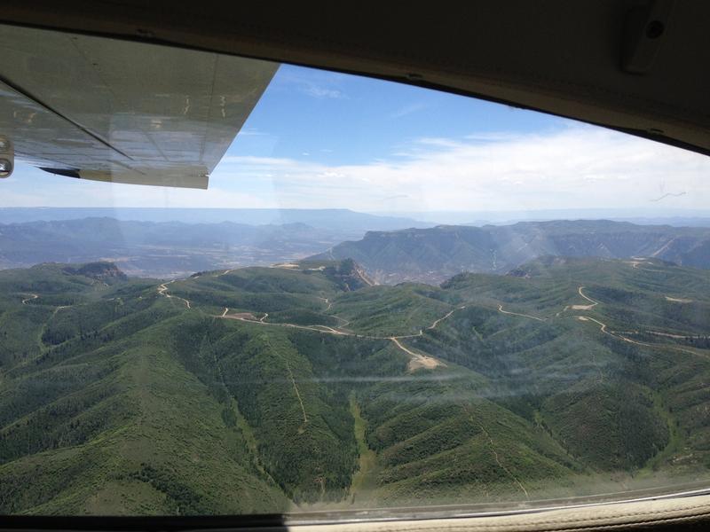 Garfield County's Roan Plateau.