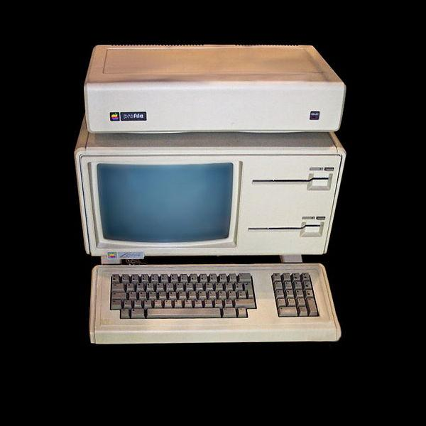 The Apple LISA Computer