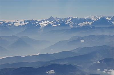 Alps, summer 2012.