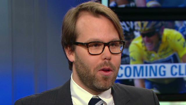 Wall Street Journal reporter Reed Albergotti