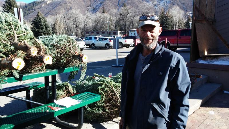 Joey Sissom - Tree Salesman