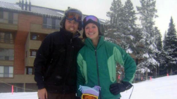 Christopher Norris, left, and his wife Salynda Fleury. Norris died after being caught in an avalanche inbounds at Winter Park Resort in 2012.