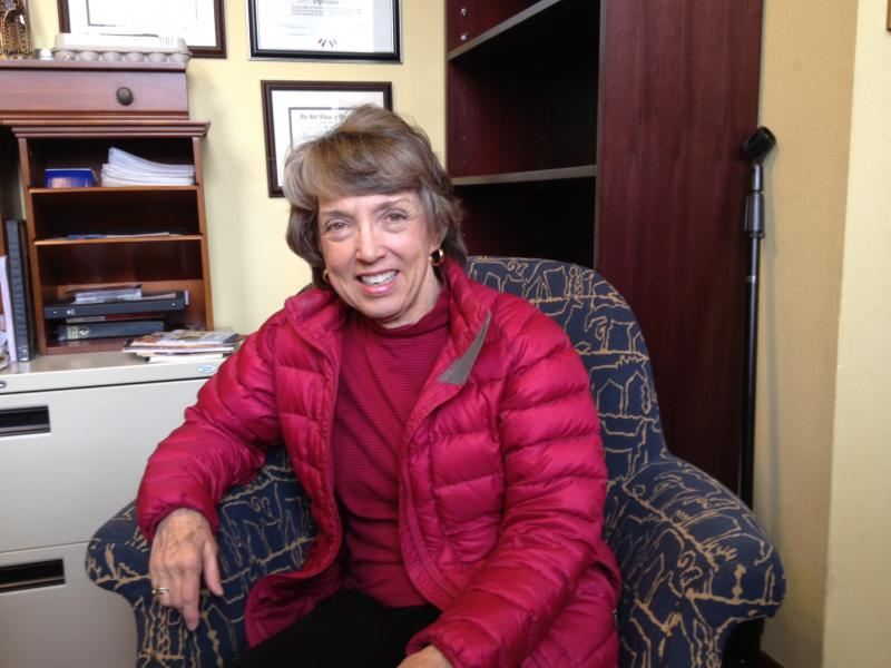 Pastor Jane Keener-Quiat, of the Aspen Community Church, retires at the end of June.