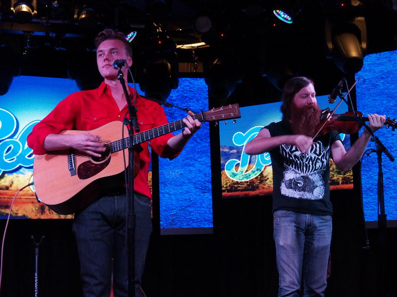 Parker Milsap & band at Belly Up Aspen